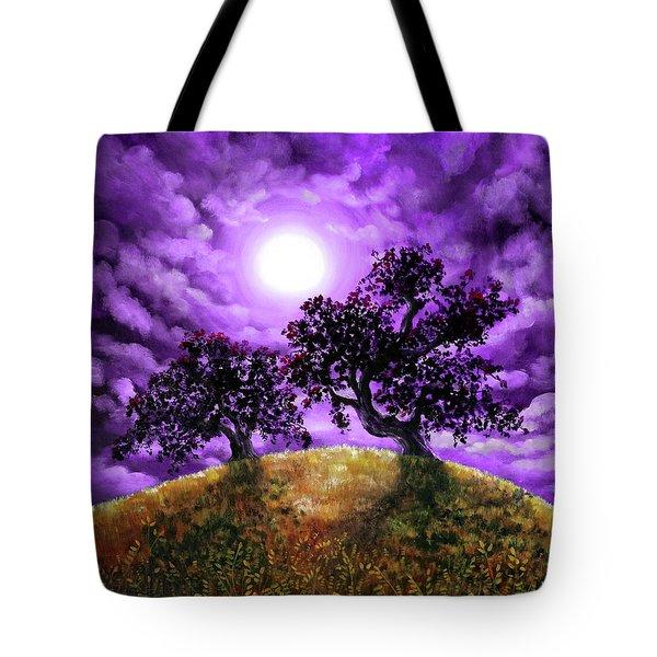Dreaming Of Oak Trees Tote Bag