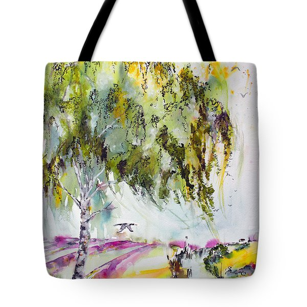 Dreaming Of Provence Tote Bag