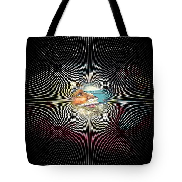Dreaming Of Santa Tote Bag