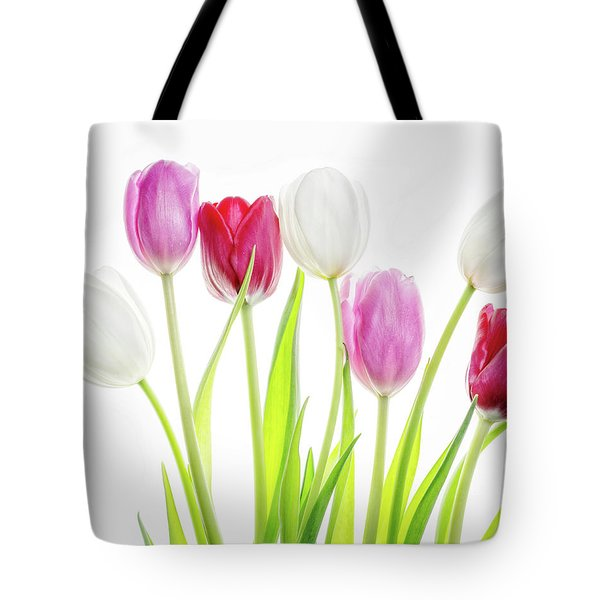Dreaming Of Spring Tote Bag by Rebecca Cozart