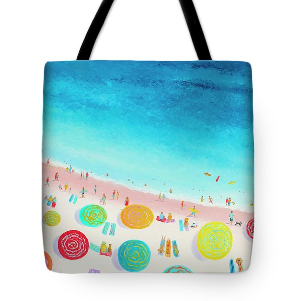 Dreaming Of Sun, Sand And Sea Tote Bag