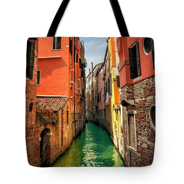 Dreaming Of Venice  Tote Bag by Carol Japp