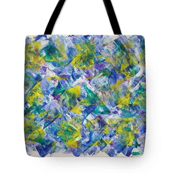 Dreaming Of Winter Tote Bag