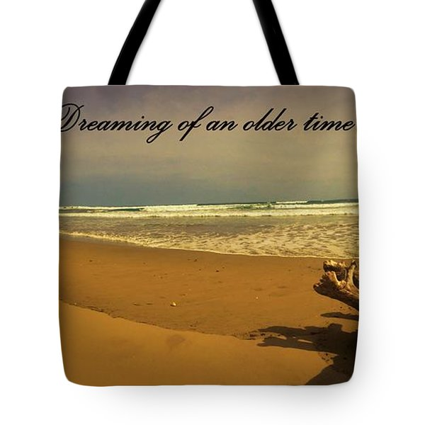 Dreaming Tote Bag by Pamela Blizzard