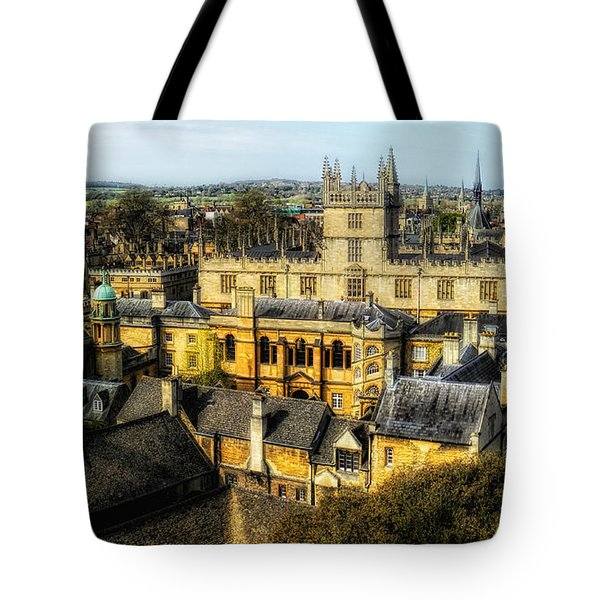 Dreaming Spires Tote Bag