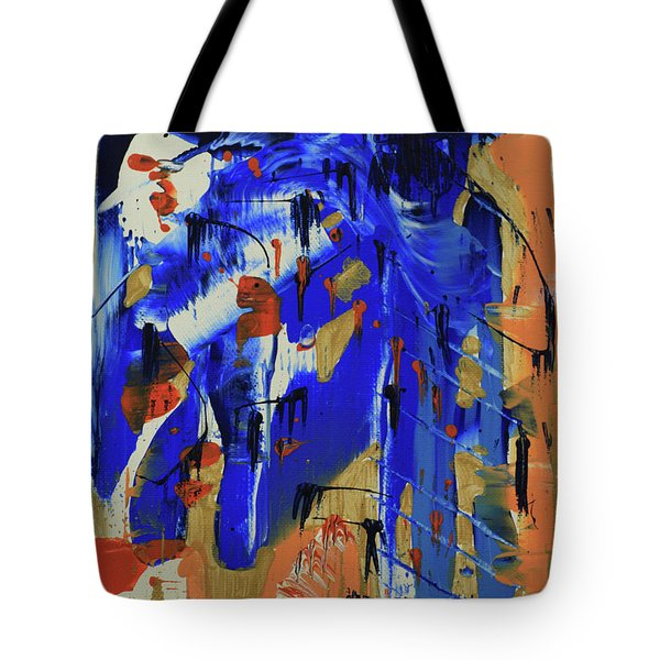 Dreaming Sunshine IIi Tote Bag by Cathy Beharriell