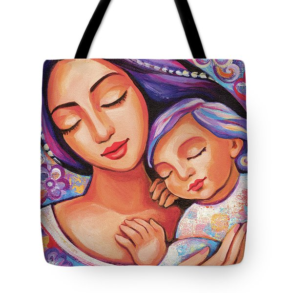 Dreaming Together Tote Bag