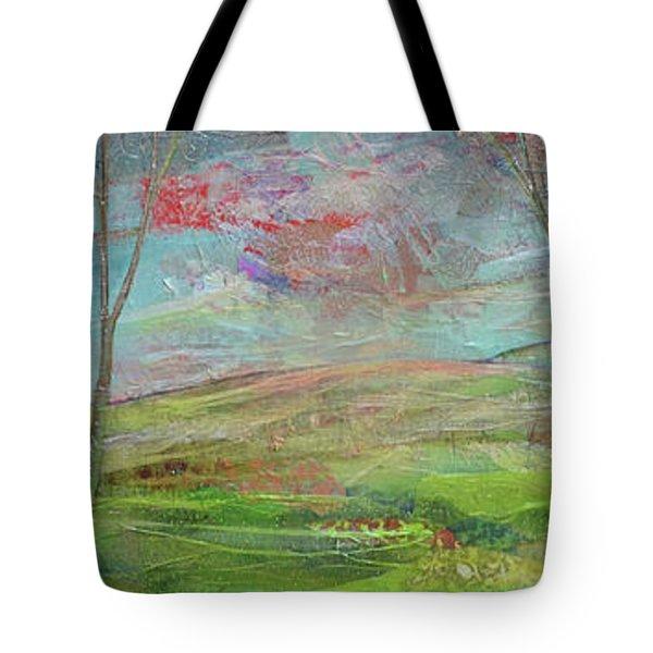 Dreaming Trees Tote Bag