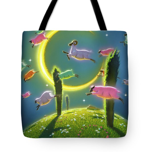 Dreamland II Tote Bag