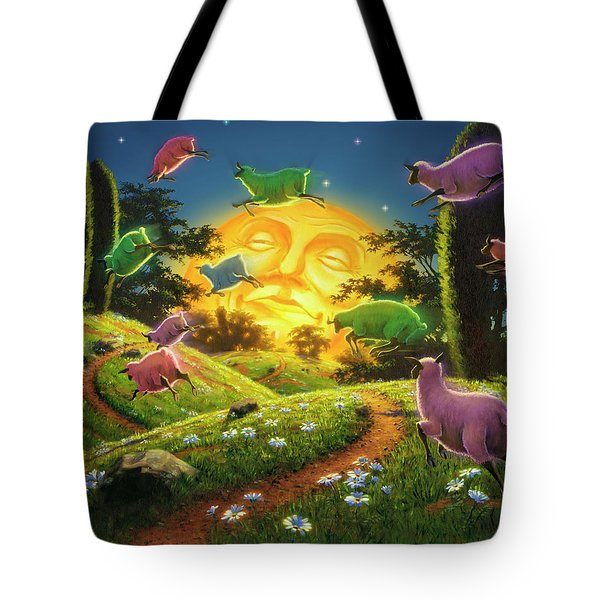 Dreamland IIi Tote Bag