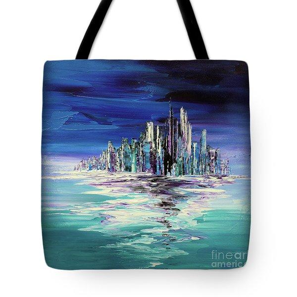 Dreamland Isle Tote Bag