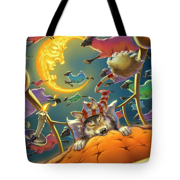 Dreamland Iv Tote Bag