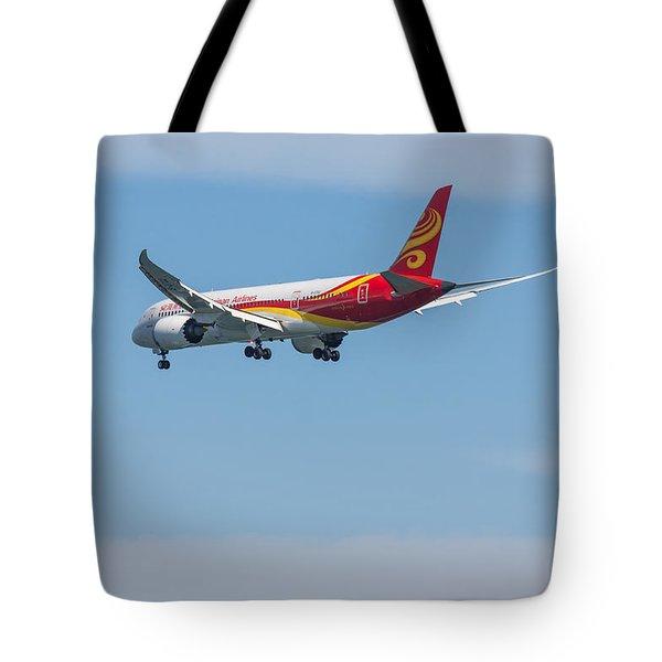 Dreamliner Tote Bag
