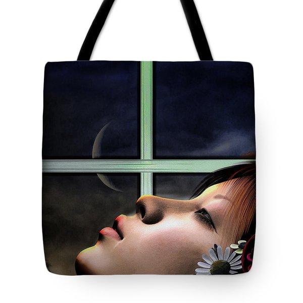 Dreams Are Made Of Tote Bag by Bob Orsillo