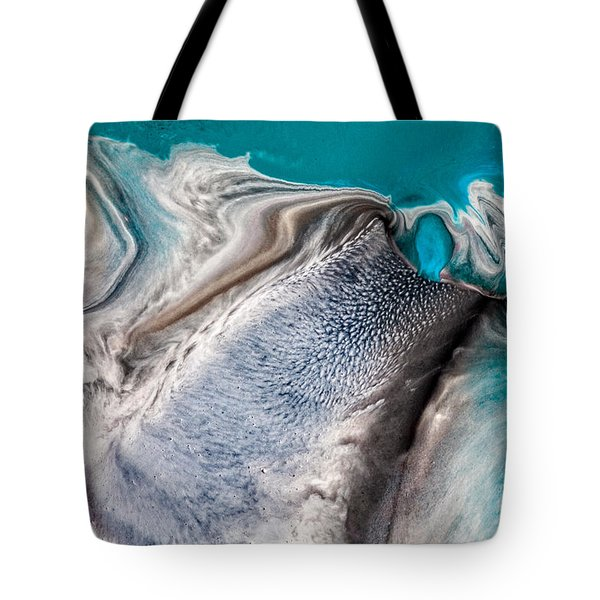 Dreams Like Ocean Tote Bag