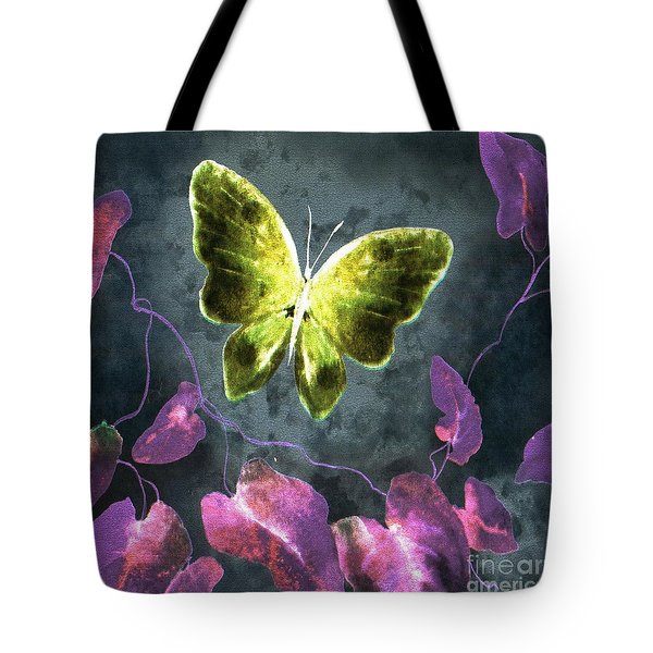 Dreams Of Butterflies Tote Bag