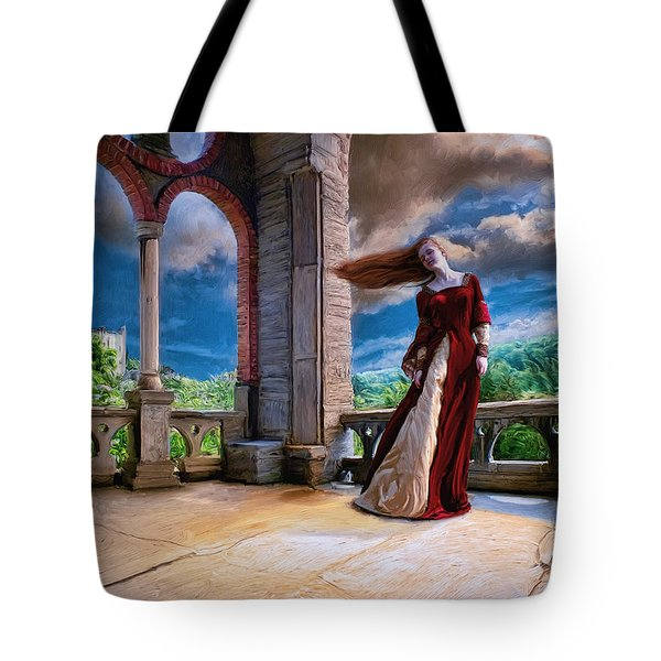 Dreams Of Heaven Tote Bag