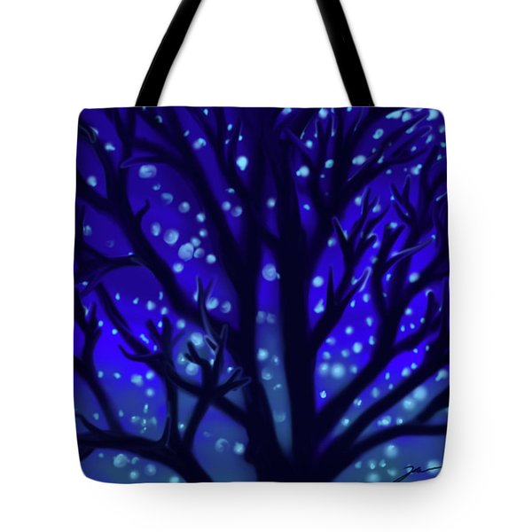 Dreams Of Needham Tote Bag by Jean Pacheco Ravinski