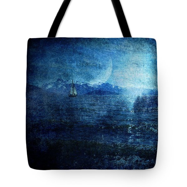 Dreams Of Sailing Tote Bag