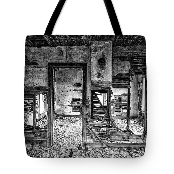 Dreams Of The Past Tote Bag by Darren White