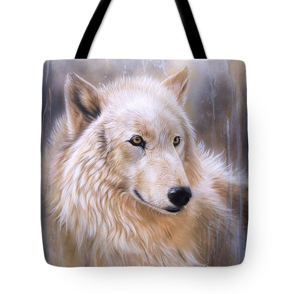 Dreamscape - Wolf II Tote Bag