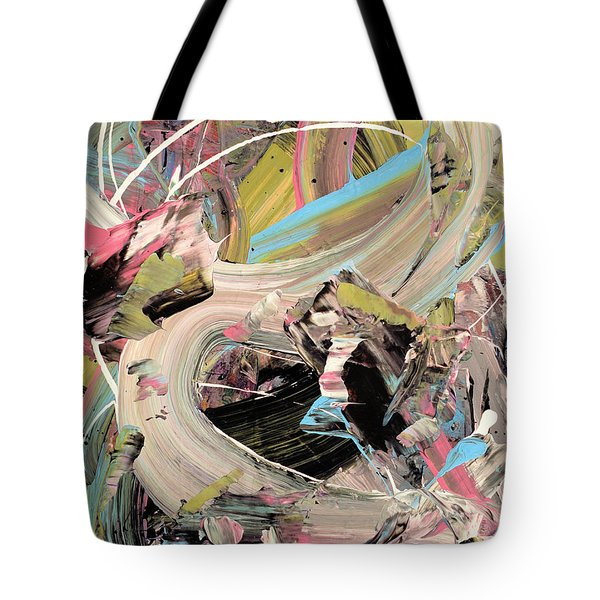 Dreamscape Abstract Tote Bag