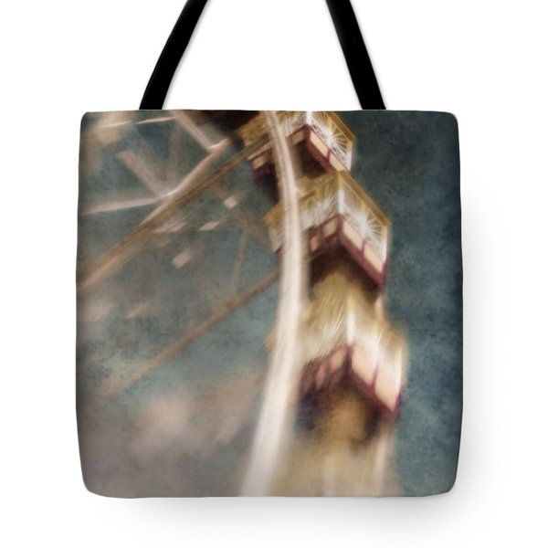 Dreamscape Tote Bag by Andrew Paranavitana