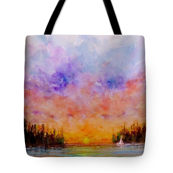 Dreamscape.. Tote Bag