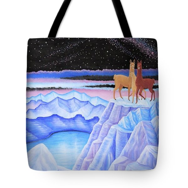 Dreamscape Tote Bag by Tracy Dennison