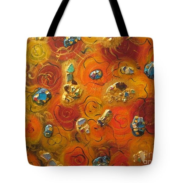 Dreamsicles Tote Bag