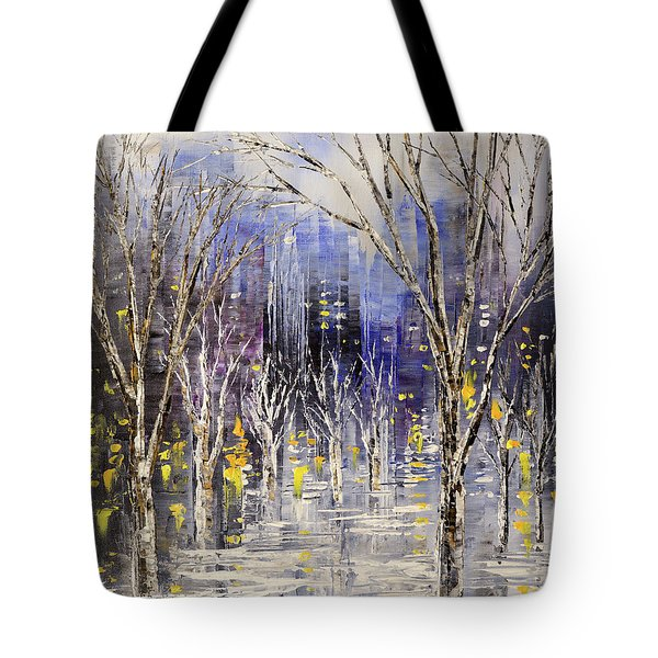 Dreamt Of Driving Tote Bag