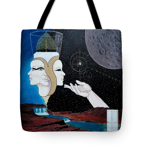Dreamtime Tote Bag
