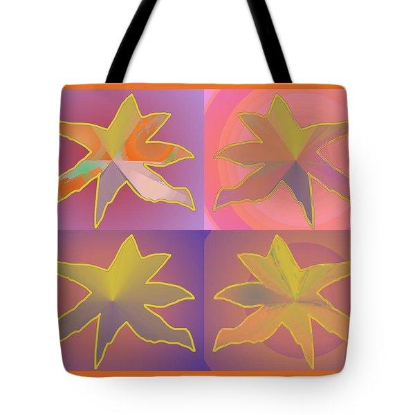 Dreamtime Starbirds Tote Bag