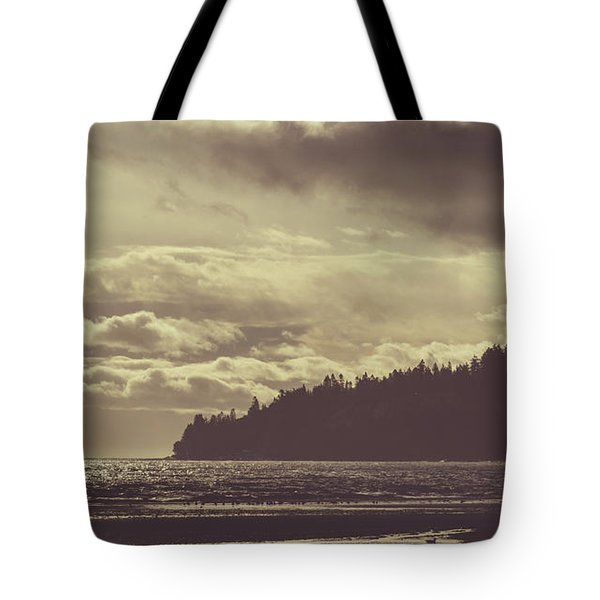 Dreamy Coastline Tote Bag