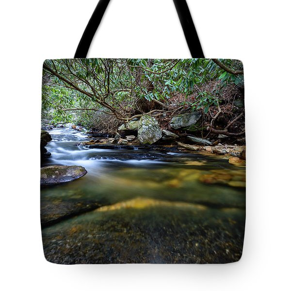 Dreamy Creek Tote Bag