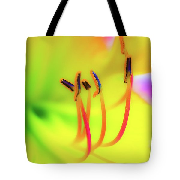 Dreamy Daylily Tote Bag
