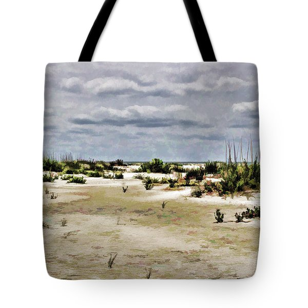 Dreamy Dunes Tote Bag by Roberta Byram