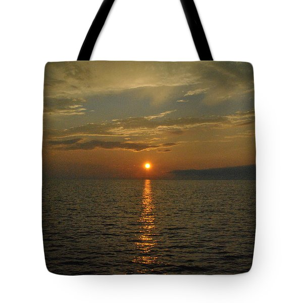 Dreamy Dusk Tote Bag