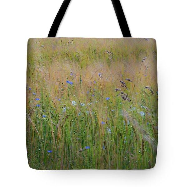 Dreamy Meadow Tote Bag