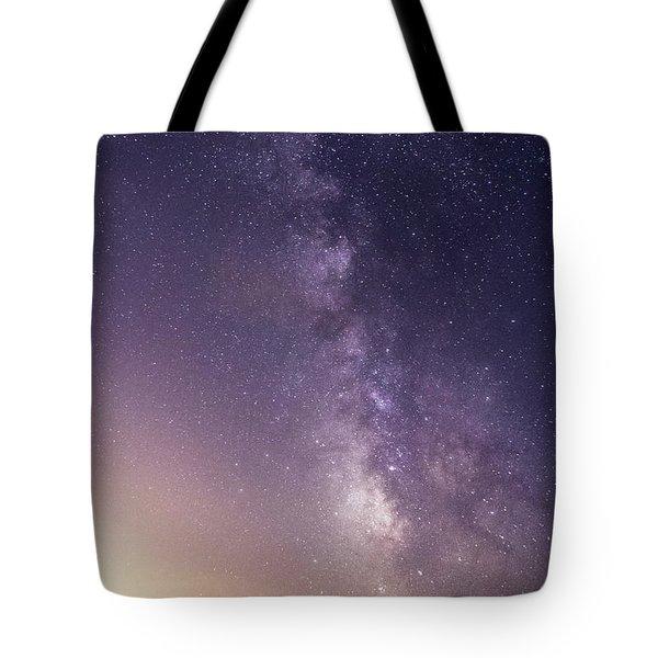Dreamy Milky Way Tote Bag