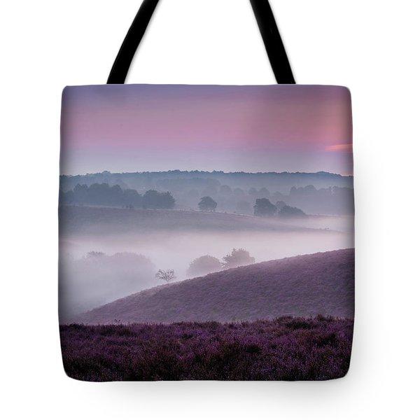 Dreamy Morning Tote Bag