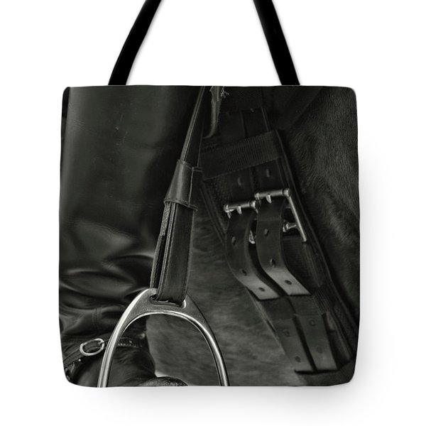 Dressage Aids Tote Bag