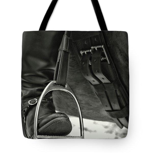 Dressage Aids Tote Bag