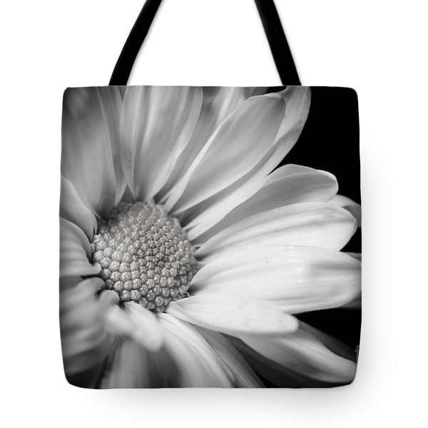 Dressed In Black And White Tote Bag
