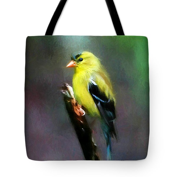 Dressed To Kill Tote Bag by Tina  LeCour