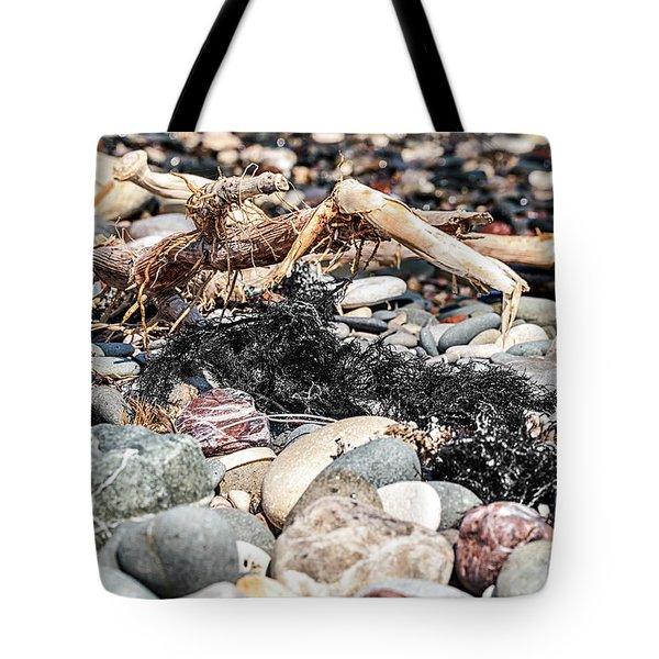 Drift Weed Tote Bag
