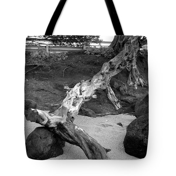 Drift Wood Tote Bag