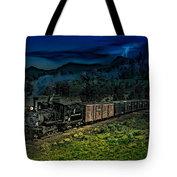 Drifting Down To Antonitio Tote Bag