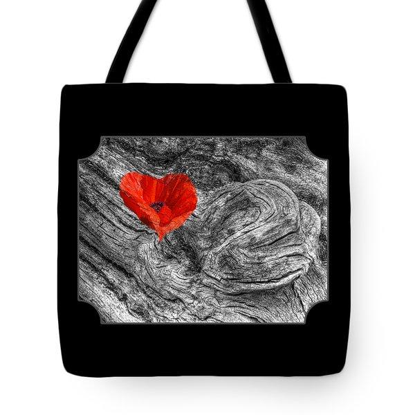 Drifting - Love Merging Tote Bag by Gill Billington