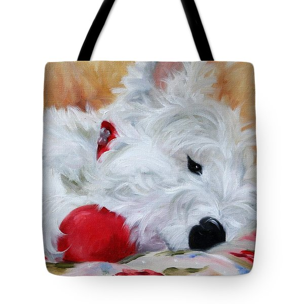 Drifting Off Tote Bag by Mary Sparrow